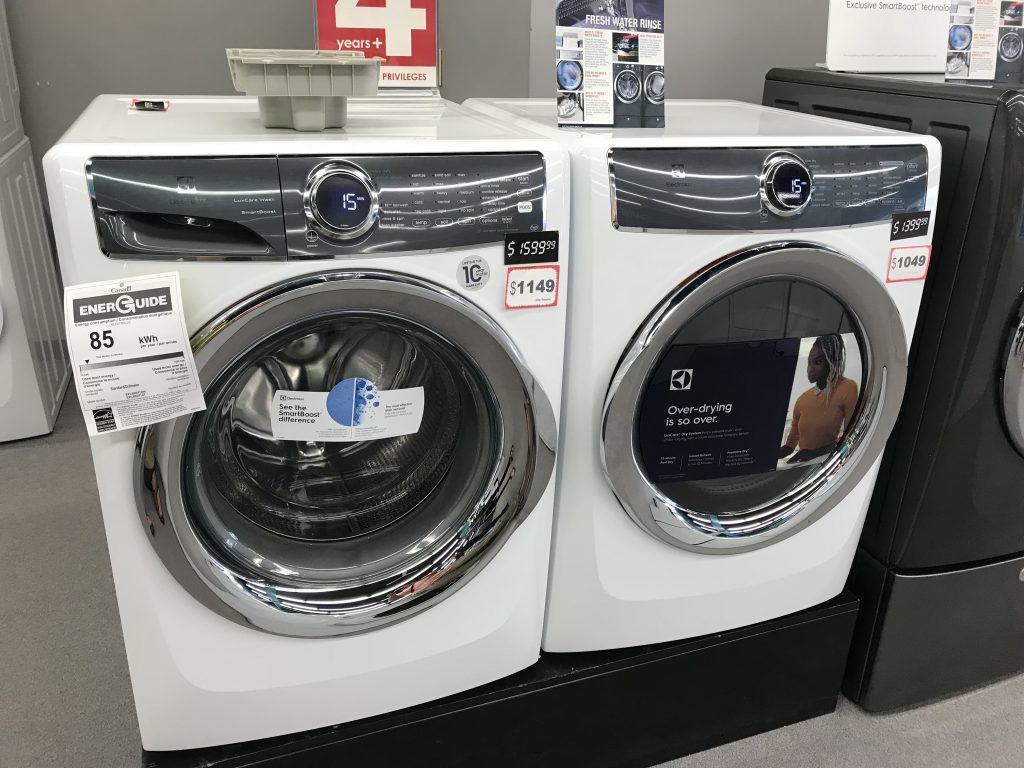 Где лучше купить стиральную машину в г. Виннипег