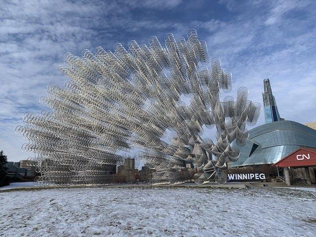 Plyusy i minusy goroda Winnipeg i Kalgari